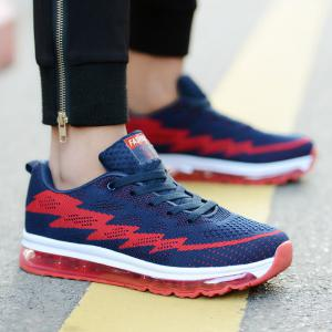 Course Femmes Chaussures Sport Couple Jogging en plein air Marcher Athletic Baskets -