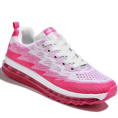 Running Femmes Chaussures Sport Couple Jogging en plein air Marcher Athletic Sneakers