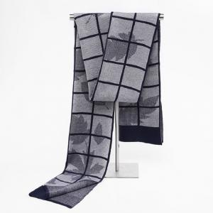 Fashion Men Long Cashmere Winter Scarf -