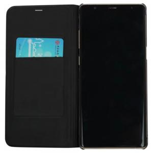 Wallet Holster Original Coque Leather Flip Cover Card Holder Phone Bag Case for Samsung Galaxy Note8 -