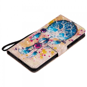 Explosions 3D Painted PU Phone Case for HUAWEI P10 Lite -