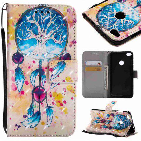Shops Explosions 3D Painted PU Phone Case for HUAWEI P8 Lite 2017