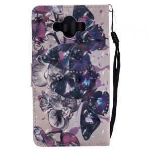 Explosions 3D Painted PU Phone Case for HUAWEI Mate 10 -