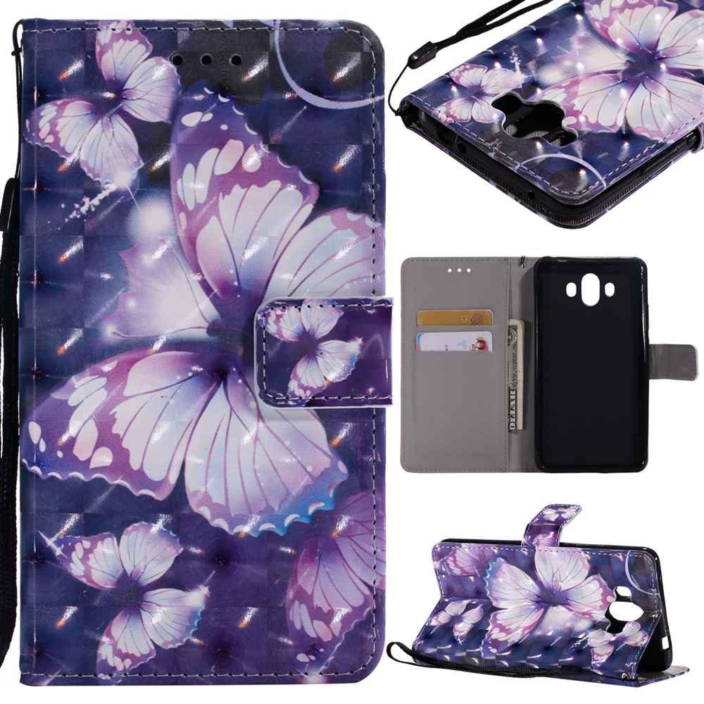 Cheap Explosions 3D Painted PU Phone Case for HUAWEI Mate 10