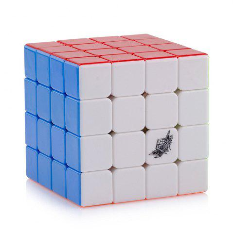 Sale 4x4x4 Speed Cube Smooth Magic Cube Puzzles Toys 60mm
