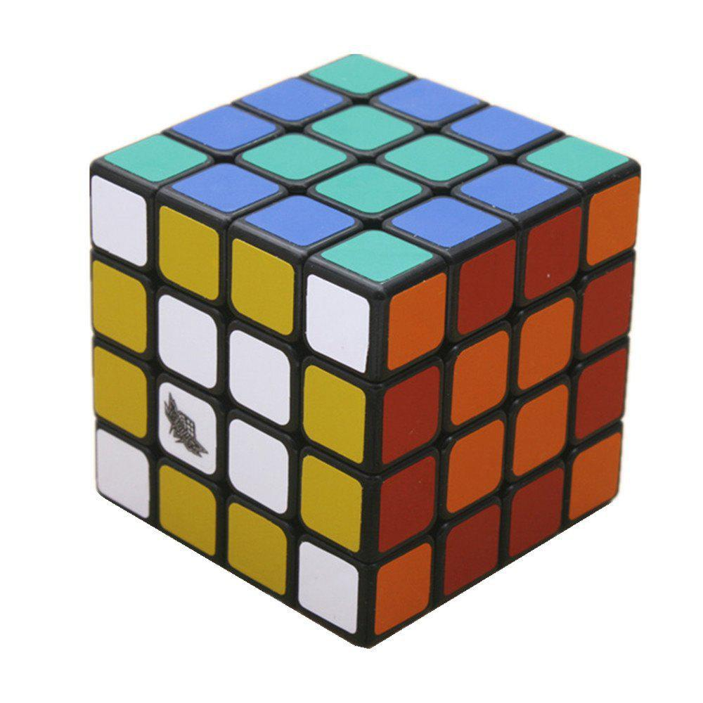 Fashion 4x4x4 Speed Cube Smooth Magic Cube Puzzles Toys 60mm