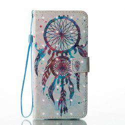 Wkae Multicolour Pattern Leather Case for Samsung Galaxy S8 Plus -