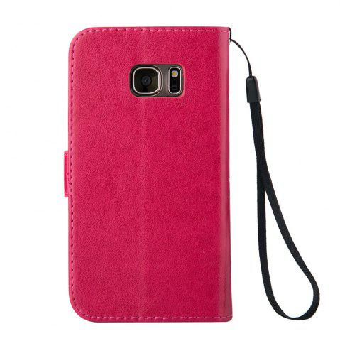 Latest Embossed Butterfly Mobile Phone Protective Cover for Samsung S7