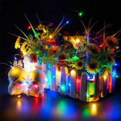 4M 40 - LED Lights Battery Powered Copper Wire String Lights Home Decoration -