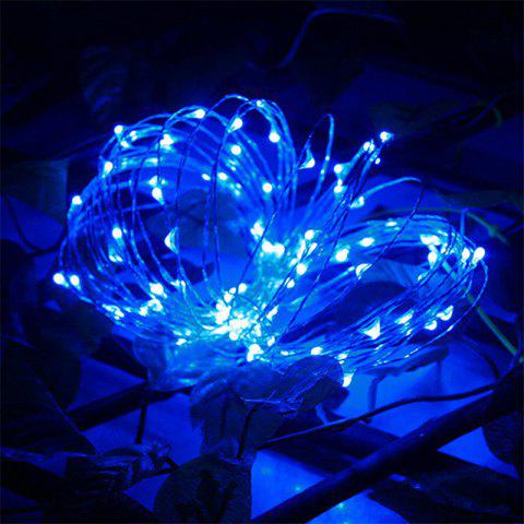 Outfit 5M 50 - LED Lights Battery Powered Copper Wire String Lights Home Decoration