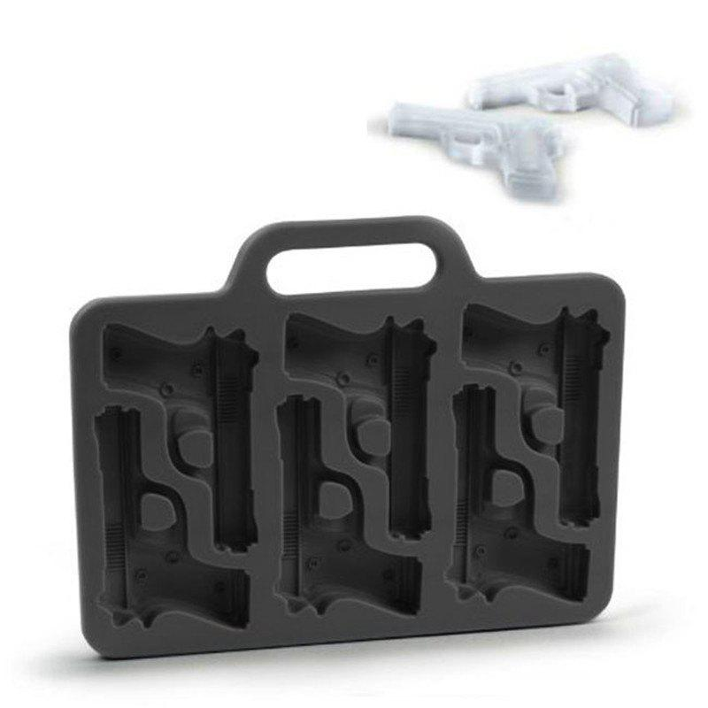 Trendy Soft Practical Ice Tray Silicone Mold