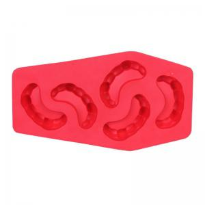 Teeth Shape Ice Tray Silicone Mold -