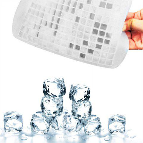 Unique 160 Small Grids Shape Ice Tray Silicone Mold