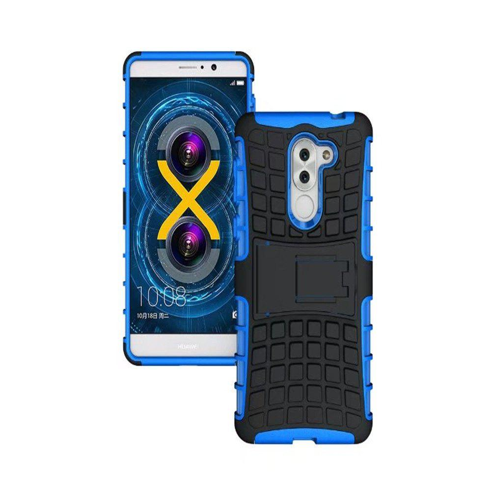 Hot Tough Phone Cases Heavy Duty Armor Shockproof Silicon Rugged Hard Cover for Huawei Honor 6X Shell 5.5