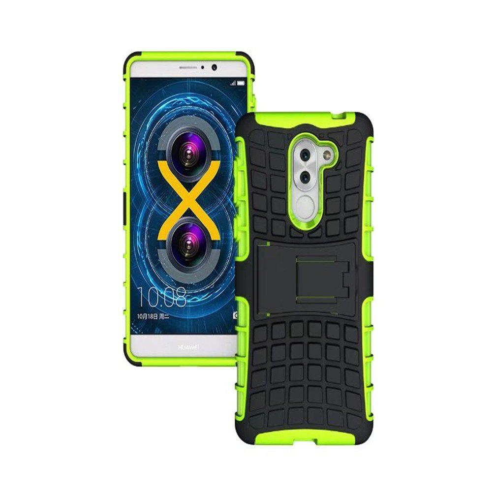 Affordable Tough Phone Cases Heavy Duty Armor Shockproof Silicon Rugged Hard Cover for Huawei Honor 6X Shell 5.5