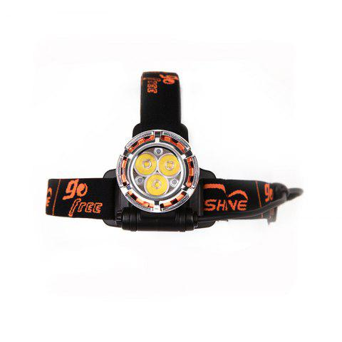 Affordable Magicshine MJ - 886 550 Lumens Headlamp