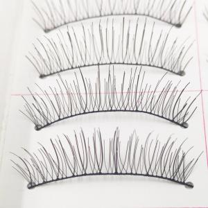 100 Paires Maquillage Daily Life Pur Manuel Naturel Long Faux Cils Costume -
