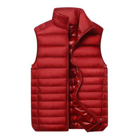 Trendy Men's Fashion Trend Down Sport Vest