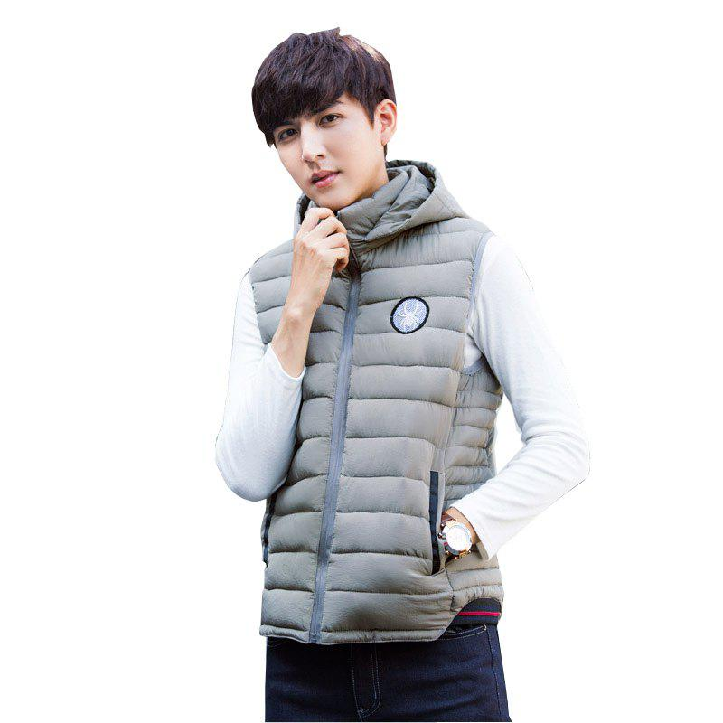 Buy New Winter Hooded Cotton Vest