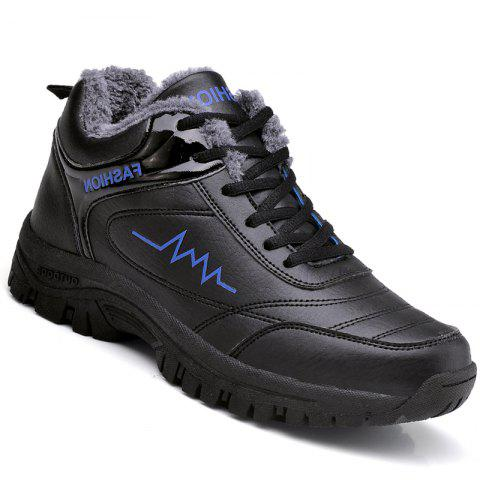 Discount Warm Athletic Breathable Cushion Men Running Shoes Sport Outdoor Jogging Walking Athletic Sneakers
