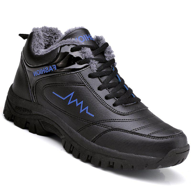 Sale Warm Athletic Breathable Cushion Men Running Shoes Sport Outdoor Jogging Walking Athletic Sneakers