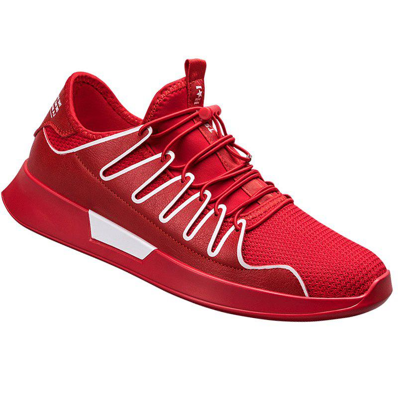 Trendy Athletic Basketball Cushion Men Running Shoes Sport Outdoor Jogging Walking Sneakers