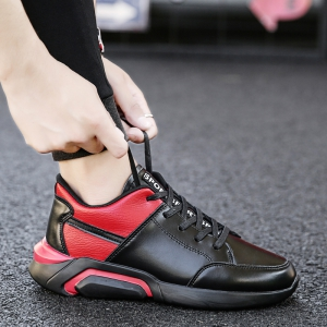 Athletic Basketball Breathable Cushion Men Running Shoes Sport Outdoor Jogging Walking Sneakers -