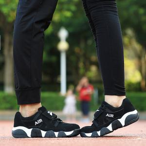 Couple Athletic Breathable Cushion Men Running Shoes Sport Outdoor Jogging Walking Sneakers -