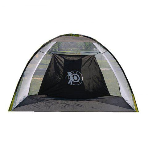 Online Outdoor Folding Target Net Golf Exercise Set Ball Indoor Strike Tent