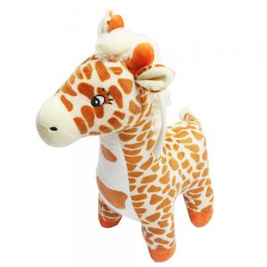 Giraffe Style Plush Toy with Music -