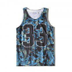 Men's Sports Quick-dry Double Mesh Tank Top -