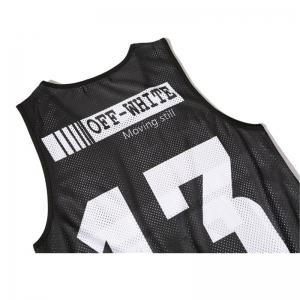 Men's Digital Print Sports Single-layer Tank Top -