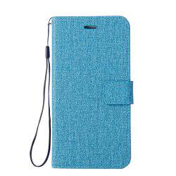 Cotton Pattern Leather Case for MOTO G4 PLAY -