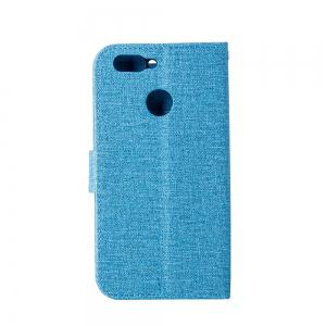 Cotton Pattern Leather Case for Huawei Nova 2 -