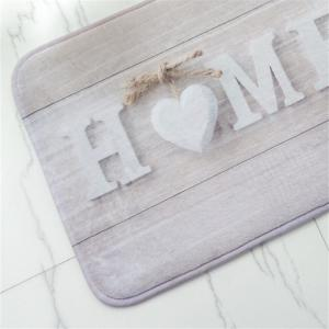 Creative Home Pattern Antiskid Floor Mat -
