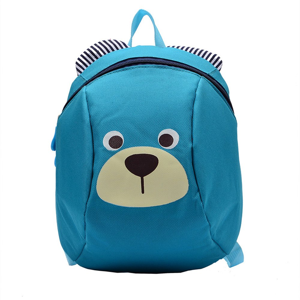 Outfit Children's Bags Bear Head Backpack