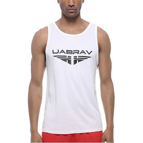 Fashion Quick-drying Breathable Workout Clothes Men's Basketball Training Sports Vest