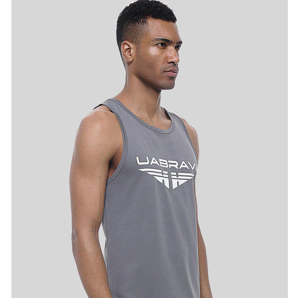 Shop Quick-drying Breathable Workout Clothes Men's Basketball Training Sports Vest