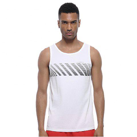 Outfit Men's  Quick-drying Running Vest Comfortable Sports  Clothes Without Sleeves