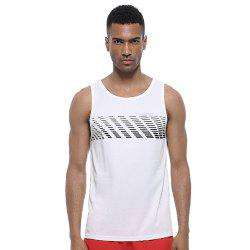 Men's  Quick-drying Running Vest Comfortable Sports  Clothes Without Sleeves -