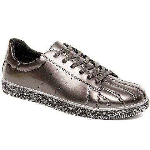 Fashion Shining Chaussures à lacets