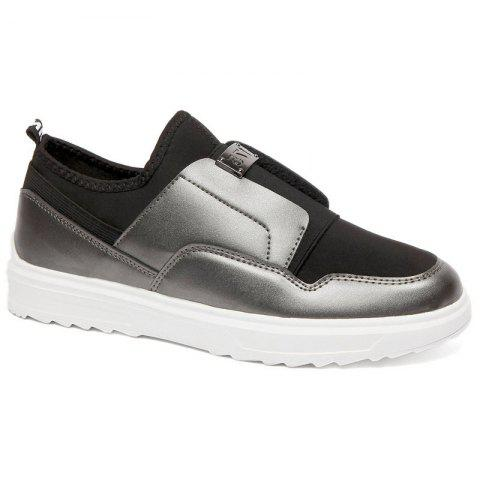 Men Fashion vente chaude Slip-On chaussures plates