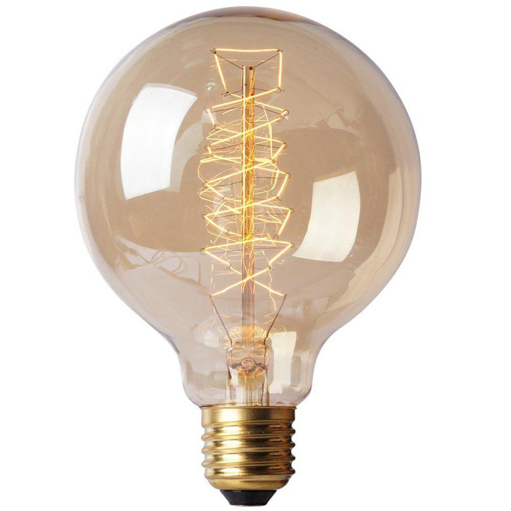 Lazada E27 40W Warm White 2700K Wire Bar Bubble Dragon Edison Retro Decorative Lamp AC220 - 240VHOME<br><br>Size: 220 - 240V; Color: WARM WHITE; Connection: E27; Voltage: AC220-240V; Wattage: 40W; Light Source Color: Warm White; Dimmable: No; Color Temperature or Wavelength: 2700K; Luminous Flux: 3200LM; Connector Type: E27; Battery Included: No,Non-preloaded; Certifications: 3C,CE;