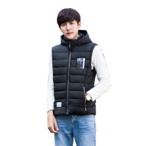 Outfits Men's Fashion Hooded Sport Vest