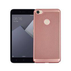 Heat Dissipation Ultra-thin Frosted Back Cover Solid Color Hard PC Case for Redmi Note 5A -