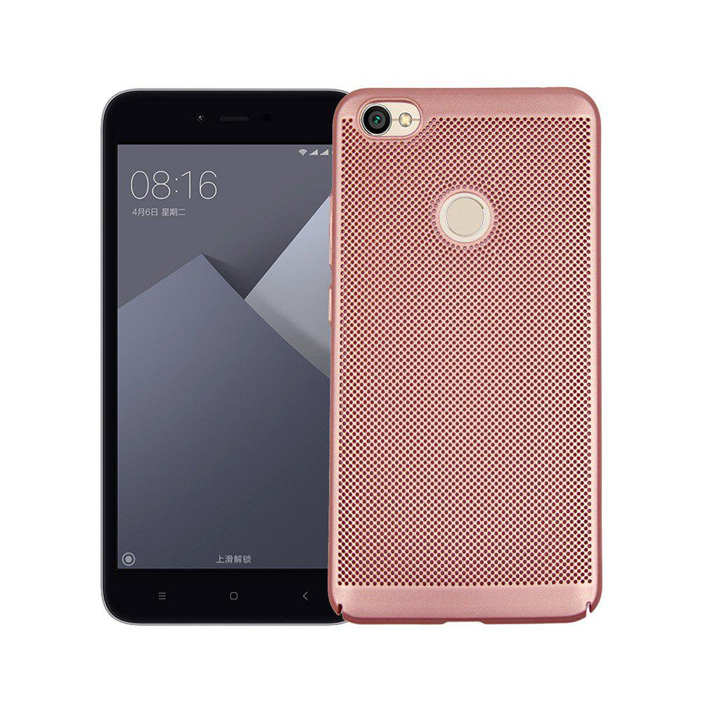 Discount Heat Dissipation Ultra-thin Frosted Back Cover Solid Color Hard PC Case for Redmi Note 5A