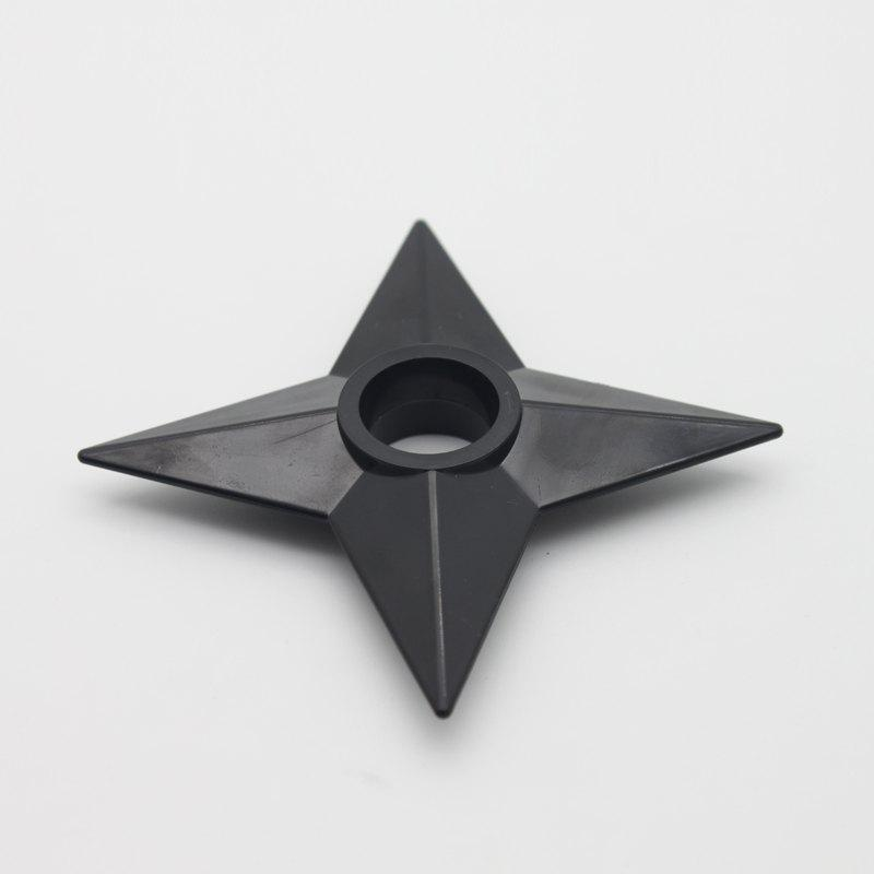 Discount PVC Shuriken Cosplay Props Accessory Collection