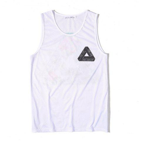 Buy Men's Digital Printing Leisure Sports Tank Top