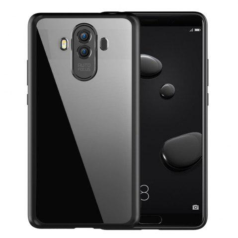 Fashion Luxury TPU + Acrylic Transparent Back Cover For Huawei Mate10