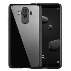Luxury TPU + Acrylic Transparent Back Cover For Huawei Mate10 -